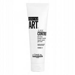 LOREAL Tecni Art Liss Control Żel Krem Wygładzająco-Dyscyplinujący 150ml