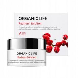 Krem na dzień cera naczynkowa Redness Solution 50g Organic Life