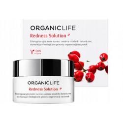 Krem na noc cera naczynkowa Redness Solution 50g Organic Life