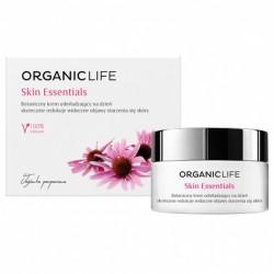 ORGANIC LIFE Botaniczny krem odmładzający na dzień Skin Essentials 50g