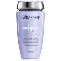 KERASTASE BLOND ABSOLU Ultra-Violet Neutralizujący Szampon do Włosów Blond 250ml