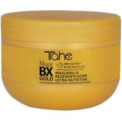 TAHE Magic BX Gold Masque Ultra-Nutritive Maska Nawilżająca do Pielęgnacji Włosów Kuracja Botoks 300ml