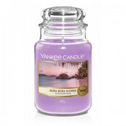 Bora Bora Shores Yankee Candle - duża świeca zapachowa