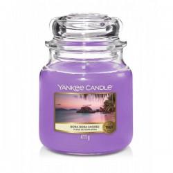 Bora Bora Shores Yankee Candle - średnia świeca zapachowa