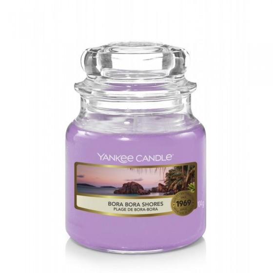 Bora Bora Shores Yankee Candle - mala świeca zapachowa