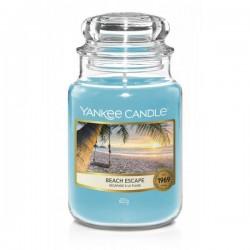 Yankee Candle Beach Escape Duża Świeca Zapachowa 623g