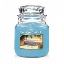 Yankee Candle Beach Escape Średnia Świeca Zapachowa 411g