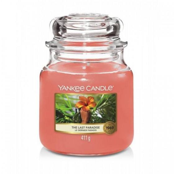 Yankee Candle The Last Paradise Średnia Świeca Zapachowa 411g