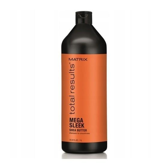 MATRIX Mega Sleek szampon wygładzający 1000ml