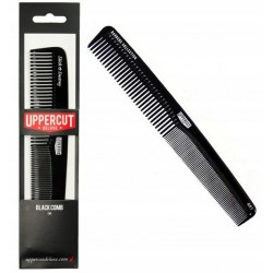 Uppercut Deluxe Cutting Comb Grzebień do Włosów Czarny BB3