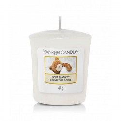 Yankee Candle Soft Blanket Świeczka Sampler 49g