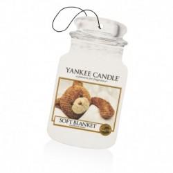 Yankee Candle Soft Blanket Car Jar Zapach do Auta