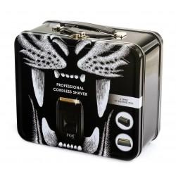 Fox Puma Professional Cordless Shaver Profesjonalna Golarka Foliowa z Akumulatorem Litowo-Jonowym + Dodatkowa Folia