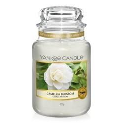 Yankee Candle Camellia Blossom Duża Świeca Zapachowa 623g