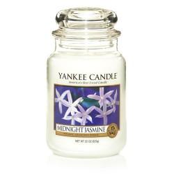 Yankee Candle Midnight Jasmine Duża Świeca Zapachowa 623g