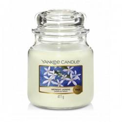 Yankee Candle Midnight Jasmine Średnia Świeca Zapachowa 411g