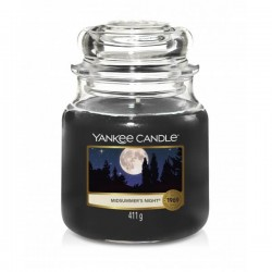 Yankee Candle Midsummer's Night® Średnia Świeca Zapachowa 411g