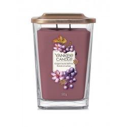 Grapevine & Saffron - Yankee Candle Elevation - duża świeca zapachowa