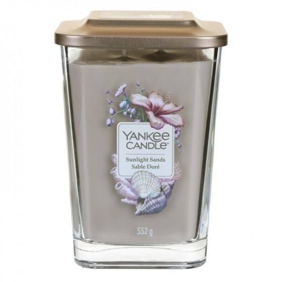 Sunlight Sands- Yankee Candle Elevation - duża świeca zapachowa