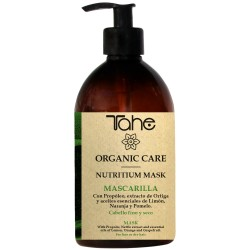 TAHE ORGANIC CARE - NUTRITIUM MASK - Maska odżywiająca do włosów cienkich i suchych 500 ml