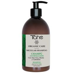 TAHE ORGANIC CARE MICELAR SHAMPOO - szampon głęboko oczyszczający 500ml