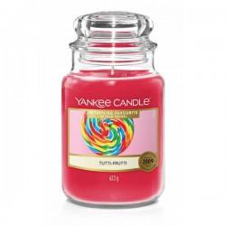 Yankee Candle Tutti Frutti Duża Świeca Zapachowa 623g