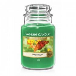 Yankee Candle Beautiful Day Duża Świeca Zapachowa 623g
