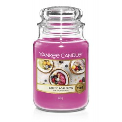 Yankee Candle Exotic Acai Bowl Duża Świeca Zapachowa 623g
