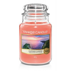Yankee Candle Cliffside Sunrise Duża Świeca Zapachowa 623g