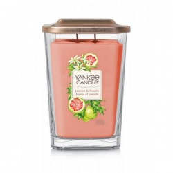 Yankee Candle Elevation Jasmine & Pomelo Duża Świeca Zapachowa 552g