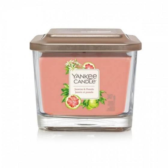 Yankee Candle Elevation Jasmine & Pomelo Średnia Świeca Zapachowa 347g