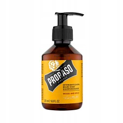 Szampon do brody Proraso Wood & Spice Beard Wash 200Ml