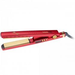 Prostownica BaByliss Pro BAB3091RDTE Red Titanium Ionic z jonizacją do włosów