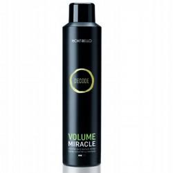 Montibello Decode Volume | Spray nadający objętość i fakturę 250ml