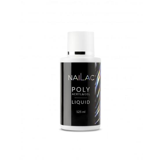 NAILAC Poly Acryl&Gel Liquid 125ml