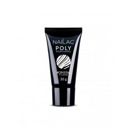 NAILAC Poly Acryl&Gel Crystal Clear 30g