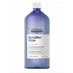 LOREAL Blondifier Gloss Szampon Przywracający Blask Włosom Rozjaśnianym 1500ml