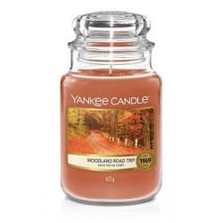 Yankee Candle Woodland Road Trip Duża Świeca Zapachowa 623g