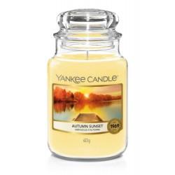 Yankee Candle Autumn Sunset Duża Świeca Zapachowa 623g